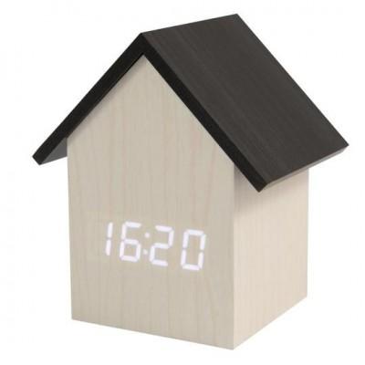 Reloj despertador Casita de...